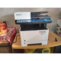 Mesin fotocopy multifungsi scan warna portable ukuran kertas A4