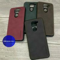 Caseme Original Leather Back Cover Case Xiaomi Redmi Note 9