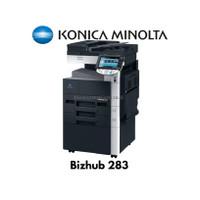 Mesin Fotocopy Rekondisi Ex Kantor Konica Minolta Bizhub 283
