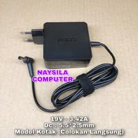 Adaptor Laptop Charger Original Asus 19V - 3.42A 65W ADP-65DW C Kotak