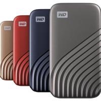 WD 500GB My Passport Portable Eksternal External SSD