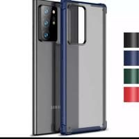 Samsung Note 20 Ultra SENSE YOE Series premium cover original Biru