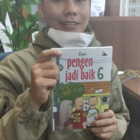 Komik Pengen Jadi Baik 6 - SQU- PeJeBe PJB Bacaan Anak Islami