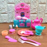 Mainan Kitchen Set Mini Dapur Masak Masakan