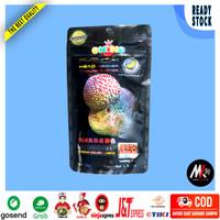 Okiko Platinum 100gr 100% Original Thailand Makanan Pakan Lohan