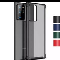 Samsung Note 20 Ultra SENSE YOE Series premium cover original Hitam
