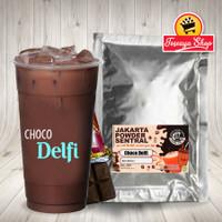Bubuk Minuman Rasa Choco Delfi 1Kg