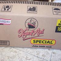 1 karton kopi kapal api special merah 165 gram isi 20 pcs