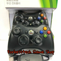 Microsoft XBOX 360 Stik Stick Controller Gamepad Wireless PC - TW