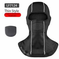 Masker Motor Sepeda Full Face Cycling Cap Thermal Warm LF7124