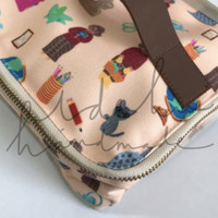 Oil Bag Bude Naryo by Ideku Handmade