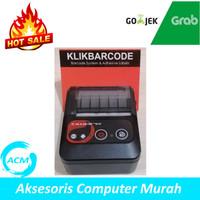 Printer Thermal Bluetooth Centro MP-58II