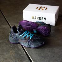 "Sepatu basket original adidas harden vol 4 amber tint"" BNIB"