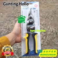 Gunting Hollo / Gunting Baja Ringan