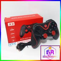 Gamepad JOY STICK Controler pubg X3 BLUETOOTH WIRELES ANDROID