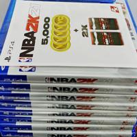 NBA 2K21 2 K 21 2021 Ps 4 Ps4 Sony Playstation Game Games Gaming