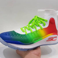 UNDER ARMOUR CURRY 4 COLOR MULTI