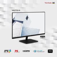 "Monitor LED 27"" ViewSonic VA2732-H | 75Hz| IPS| 104% sRGB| Frameless"
