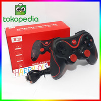 Gamepad JOY STICK Controler pubg X3 BLUETOOTH WIRELES ANDROID,LAPTOP