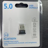 USB Dongle Bluetooth 5.0 Nano USB versi 5.0
