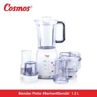 Cosmos - CB 802 Blender Plastik 1.2L 4in1 250W