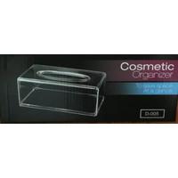 Kotak Box tissue tempat tisu Panjang acrylic akrilik acrilic TEBAL