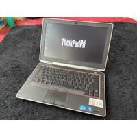 Laptop Dell E6320 Core i7 ram 8gb SSD Backlight Mulus