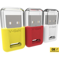 Flash Disk ATOM VGEN 32GB - Merah