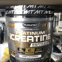 creatine platinum muscletech 400g
