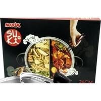 MurMer!! Panci Shabu-shabu 2in1 MAxim 26 cm - stenliss Limited