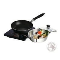 Zebra 4 Pcs Cookware W/Induction ICT4-220 (185220) / Set Kompor Induks