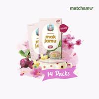 Makjamu Glowing Hero by Matchamu isi 14 Pack