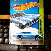 Chevelle SS 396 - Hot Wheels