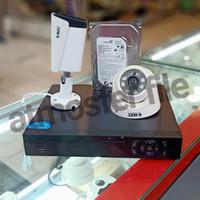 PAKET CCTV GLENZ 2CH FULL HD 1080P LENGKAP DAN TINGGAL PASANG