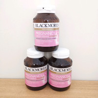 Blackmores Pregnancy & Breastfeeding Advanced Gold Import Singapore
