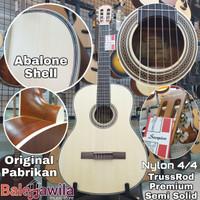 Gitar Klasik Classic Semi Solid SCORPION CGS 480 Setara Yamaha Cort