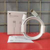 USB C TO LIGHTNING CABLE 2M / KABEL DATA IPHONE 11 PRO MAX / IPHONE X