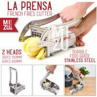 MIZU LA PRENSA Potato French Fries Cutter MANUAL Alat Pemotong Kentang