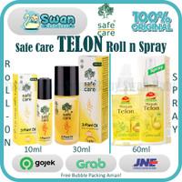 Safe Care Minyak Telon Roll on / Gading Telon Spray / Aromatherapy Rol