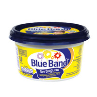 margarine BLUE BAND blueband SERBAGUNA CUP 250g