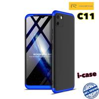 Realme C11 Case GKK 360 Original - reame c 11 casing cover