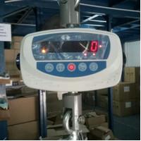 timbangan gantung / timbangan digital / timbangan barang 2 ton