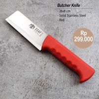 PERO BUTCHER KNIFE - RED