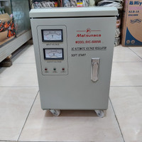 stabilizer listrik MATSUNAGA 5000wat 5000va 5000watt stavol