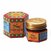 Tiger balm red ointment 20 gram ( balsam tiger menghilangkan pegal )
