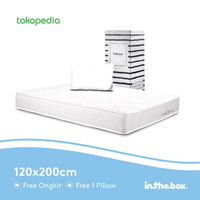 Kasur Matrass Spring Bed InTheBox 120×200 (Full Size)
