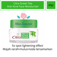 CITRA GREEN TEA ANTI ACNE ESSENCE CREAM 40GR