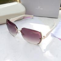 Kacamata / Sunglass Wanita Swarovski Diamond Fullset