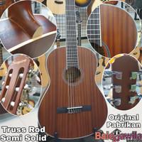 Gitar Klasik Classic Semi Solid SCORPION CGS 380 Setara Yamaha Cort