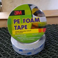 DOUBLE TAPE BUSA 3M PE FOAM TAPE 24mm × 4m ORIGINAL